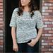 Speckle Sweater pattern