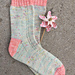 Candy Floss Socks pattern