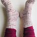Tenderness Socks pattern