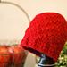 Chevron Puff Newborn Hat pattern