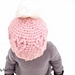 Chunky Cabled Heart Hat pattern
