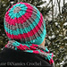 Cables & Stripes Hat pattern