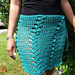 St Croix Beach Wrap pattern