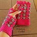 Floating Petals Gloves pattern
