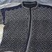 Ram's Horn Cardigan pattern