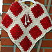Barnponcho pattern
