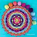 Mandala Fiesta pattern