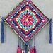 Makila Wall hanging pattern