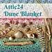 Dune Blanket pattern
