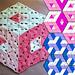 3D Illusion # 2 pattern