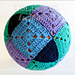 Square and Triangle Ball pattern