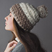 Vanilla and Spice Hat pattern