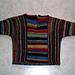 Rainbow Baby Sweater pattern