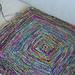 Slipped Rib Blanket pattern
