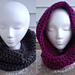 Colette Chunky Cowl pattern