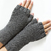 Honeycomb Mittens pattern