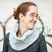 Snowdrop Lace Cowl pattern
