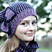 Clio hat & cowl pattern