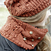 Frostberry Cowl pattern