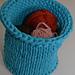 Fettuccini Knit Bowl pattern