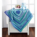 Textured Granny Blanket pattern