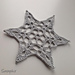 Lace Star pattern
