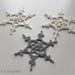 Mini Starburst Snowflake pattern