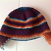 Easy Specialty Yarn Hat pattern
