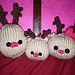 Reindeer Family Ornaments pattern