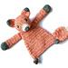Baby Fox mini Ragdoll pattern