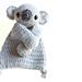 Baby Koala mini Ragdoll pattern