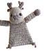 Baby Reindeer mini Ragdoll pattern
