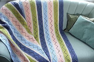 Crochet Patterns DREAM BIG Baby Fox Color Graph Afghan Pattern