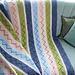ZigZag Blanket pattern