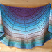 Rails Shawl pattern