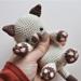 Kitty Onesiegurumi pattern