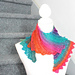 Stairs Shawl pattern