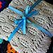 Wheat Stitch Baby Blanket pattern