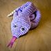 Knit Snake Scarf pattern