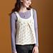 Joy Lace Tunic pattern