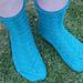 Alcester socks pattern