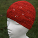 Beanie Aflame pattern