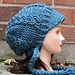 Payton Slouchy Newsboy Hat pattern