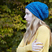 Starlily Slouch Hat pattern