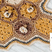 Honey Bee Blanket pattern