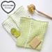 Clean Sweep Tea Towels pattern