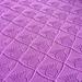Scotch Thistle Blanket pattern