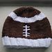 Baby Football Hat pattern