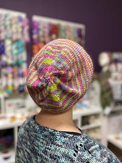 Rionnag in BFL & Tussah Silk - colourway 'Lisa'