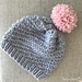 Knit-it-Up: 2-Hour Knit Beanie pattern